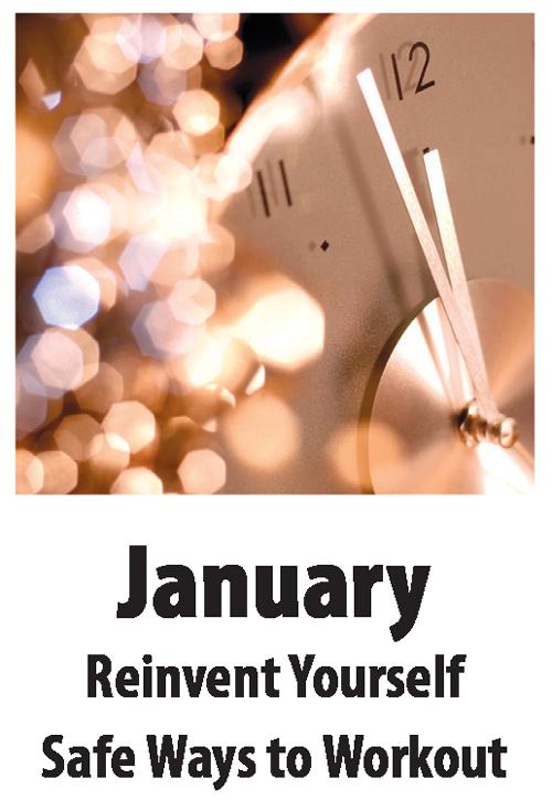 Editorial Calendar - January