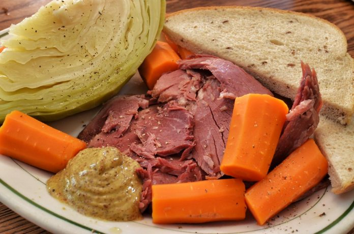 Classic St. Paddy's Day Corned Beef
