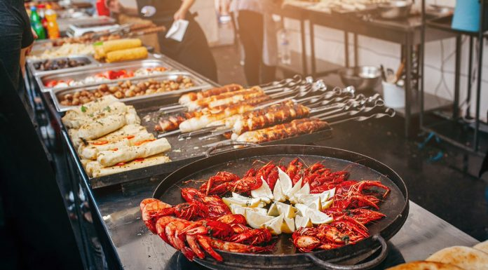 The St. Pete Beach Seafood and Music Festival Makes Waves