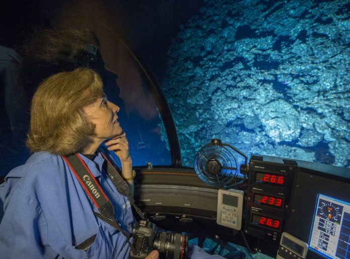 Dr. Sylvia Earle's Mission Possible: Florida's Gulf Coast recently designated a marine protected area