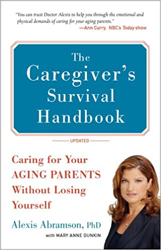 This book by Alexis Abramson guides those struggling with caring for their older relatives.