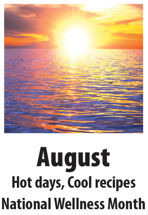 Editorial Calendar - August