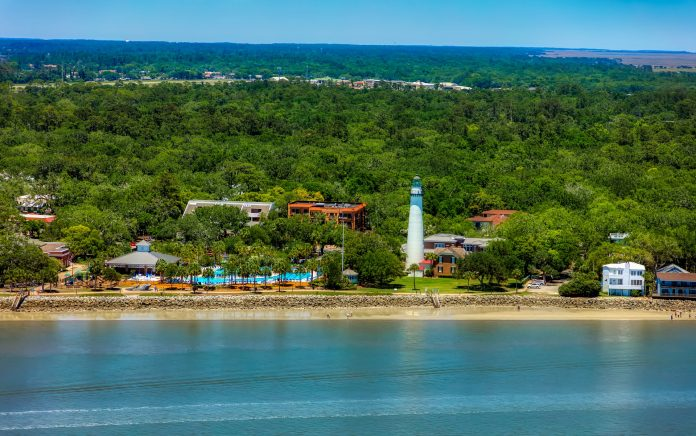 Why Sea Island is the Best Place to Get Your Vitamin Sea