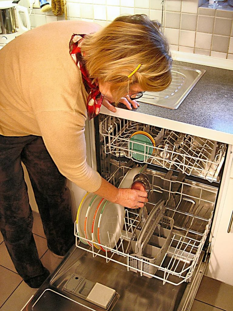 Cleaning your dishwasher is a great way to save money on any future repairs due to food buildup!