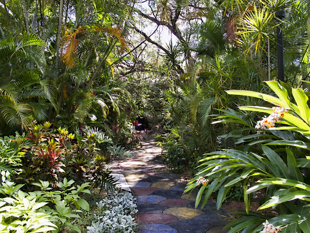 St. Pete's Sunken Gardens is a perfect road trip destination for anyone looking for a quick and easy day trip any time of year. Image from user Dan Lundberg on Flickr.