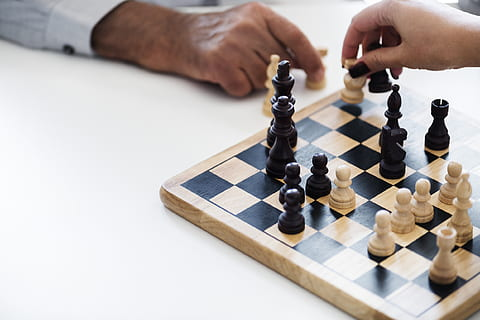 Regularly playing chess is a great way to maintain your independence by exercising your mind.