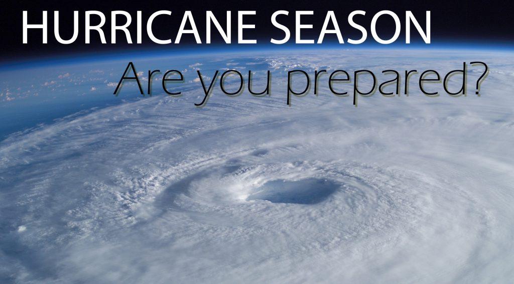 #Hurricane season begins June 1. You cant stop a tropical