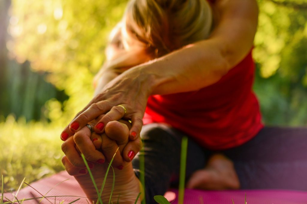 Yoga doesn't discriminate; no matter your age or ability, there's a workout for you.