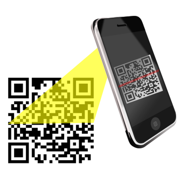 QR codes could be the future when it comes to contactless technology.