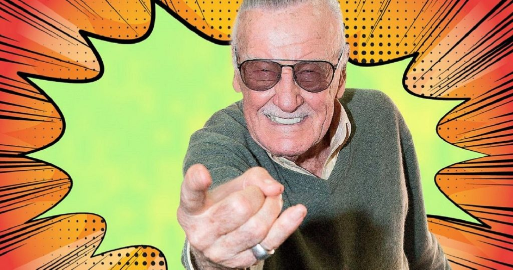 Stan Lee, the creator of many beloved comics. Image from CBR.com