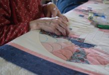 An Award of Honor: the Quilt of Valor