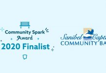 Local Community Bank Named Finalist for Community Spark Award