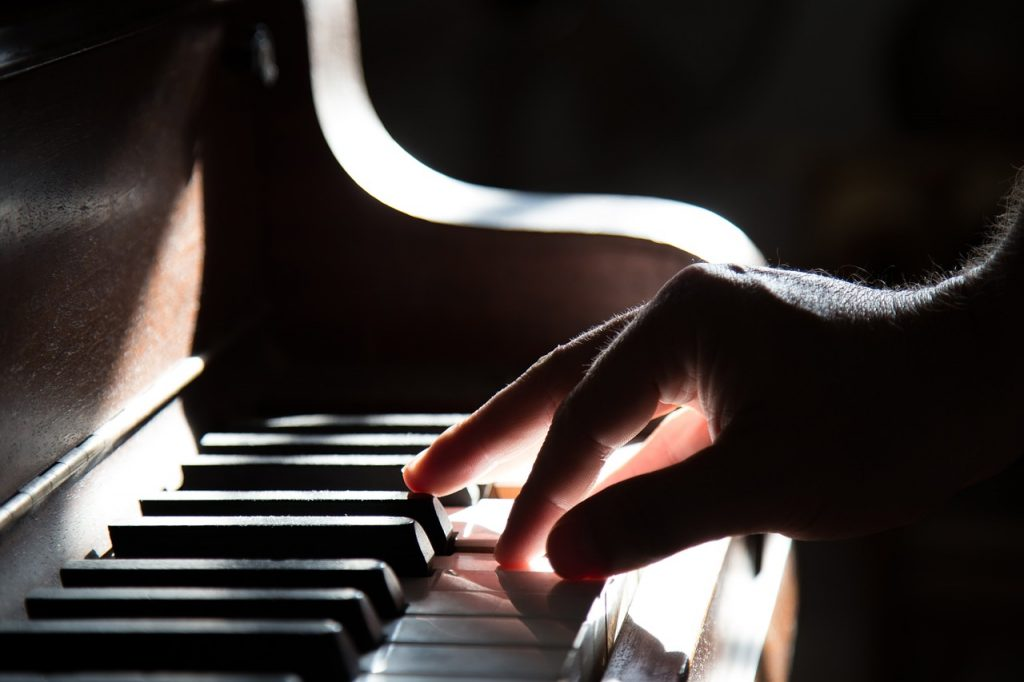 Practicing or playing music can be a huge relief for anyone feeling in need of happiness during quarantine.