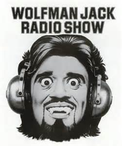 Wolfman Jack logo