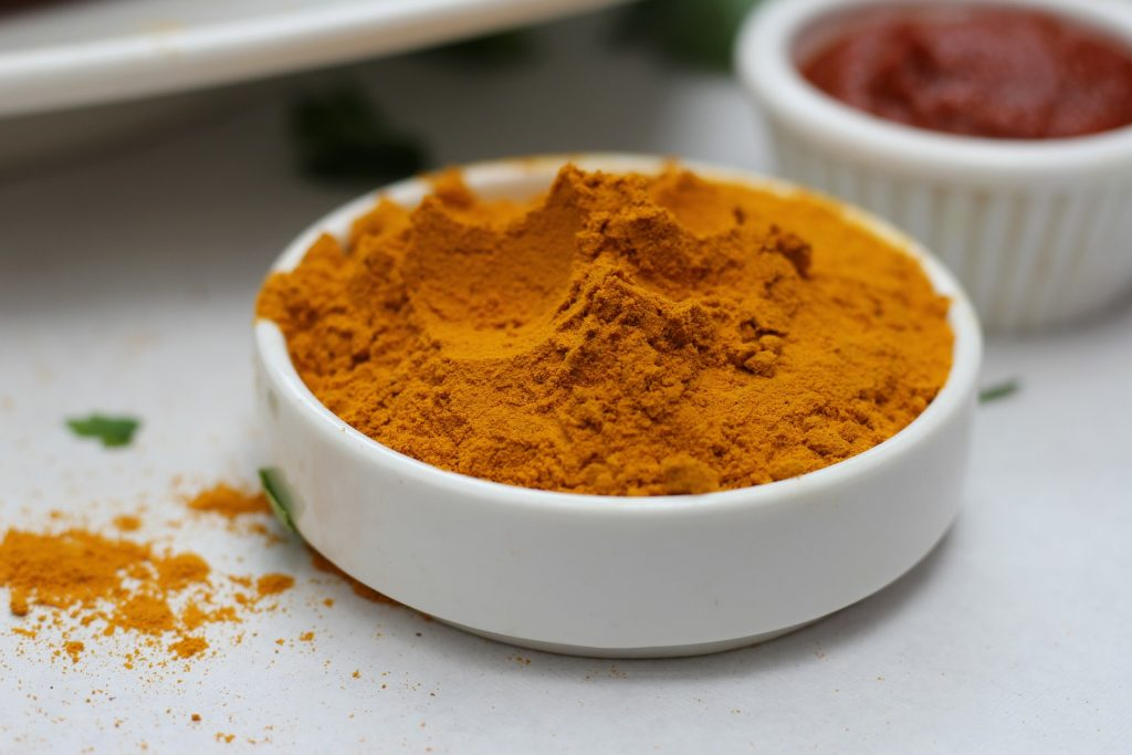 Turmeric is a great spice to add to your arsenal to help with inflammation and heart health.