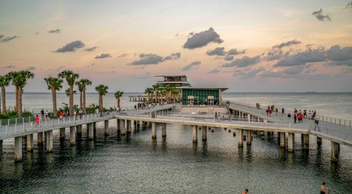 The New St. Pete Pier
