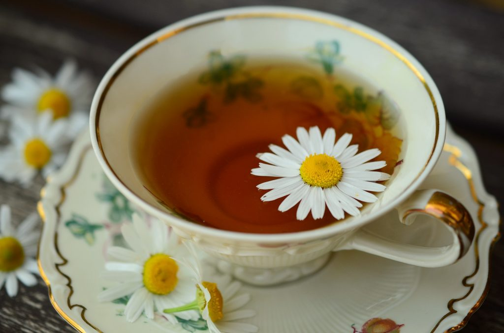 Perhaps one of the most common and therefore best herbal teas for sleep is chamomile.