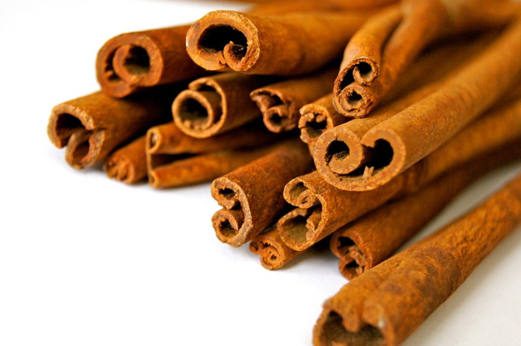 Cinnamon spice and oil are a treat to the senses