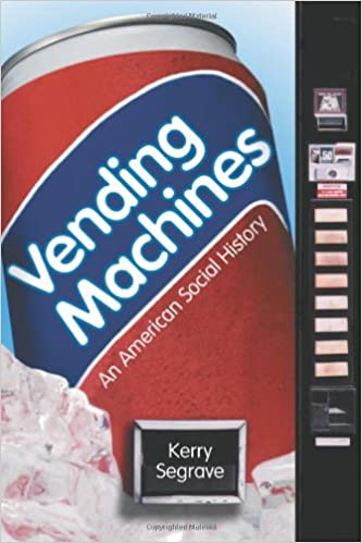 "Book cover for ""Vending Machines."" Image from Amazon"