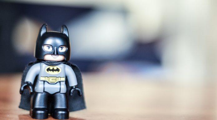 Batman: POW! OOF! CRASH!