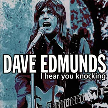 Music flashback of Dave Edmunds. Image from Amazon
