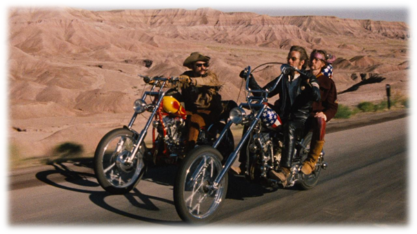 Easy Rider: Cycles of Life… and Death