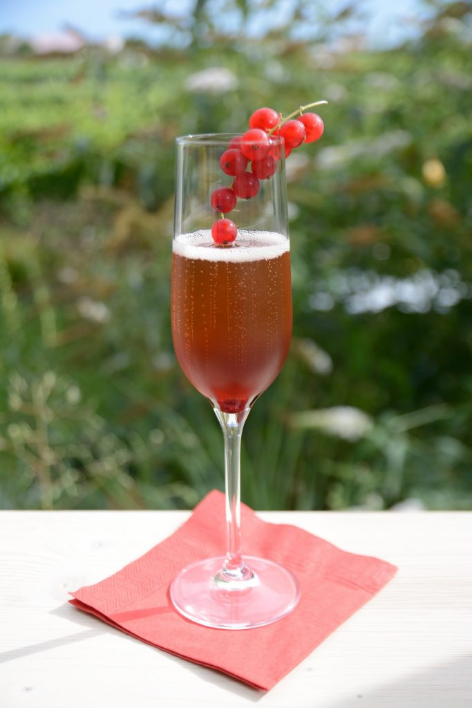 A Kir Royale is just what you need for your seasonal celebrations any time of year.