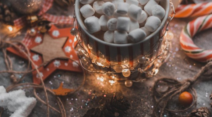 Make the Season Sparkle at Home