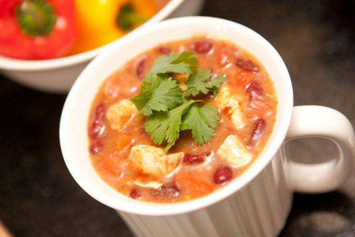 Recipe: Heart-Healthy Chicken Chili