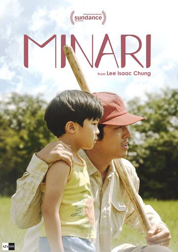 """Minari"" movie poster. Image from IMP Awards"