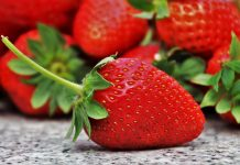 Strawberries and Heart Health