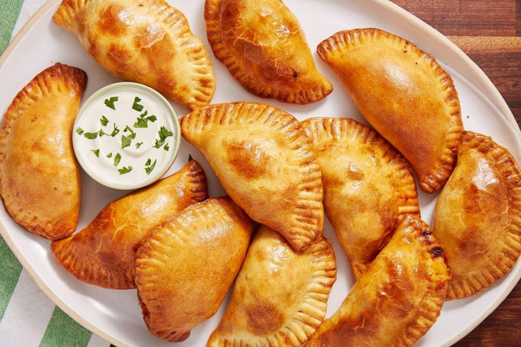 Beef empanadas from Delish.com