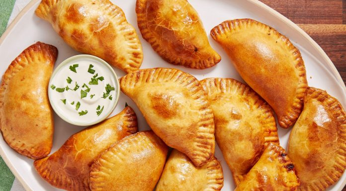 Recipe: Beef Empanadas