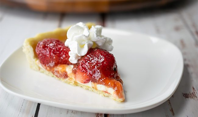 Tolerate Hot Days with a Tasty Tart