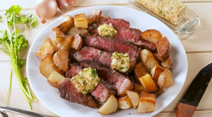 Recipe: Father's Day Dinner with Cowboy Butter