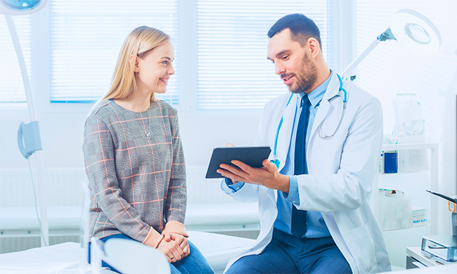 In-Person Health Care Appointments After COVID-19 Peak