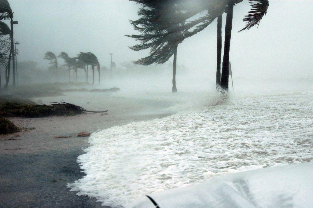 Key West hurricane. From Pixabay
