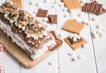 Recipe: S'mores Icebox Cake